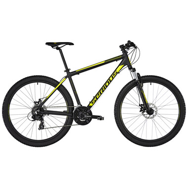 "VTT SERIOUS ROCKVILLE DISC 27,5"" Noir/Jaune 2018"